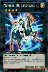 Number 10: Illumiknight - DT07-EN086 - Parallel Rare - Duel Terminal