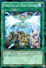 Constellar Star Cradle - DT07-EN095 - Parallel Rare - Duel Terminal on Channel Fireball