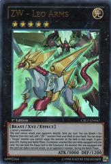 ZW - Leo Arms - CBLZ-EN047 - Ultra Rare - Unlimited Edition
