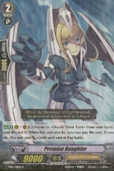 Promise Daughter - EB01/011EN - R on Channel Fireball
