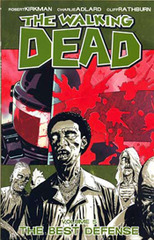 Walking Dead Trade Paperback Vol 05 Best Defense (New Ptg)