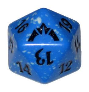Magic Spindown Die - Gatecrash Dimir