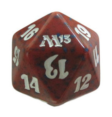 Magic Spindown Die - M13 Magic 2013 Red