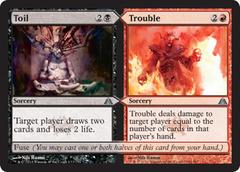 Toil // Trouble