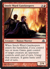 Smelt-Ward Gatekeepers - Foil