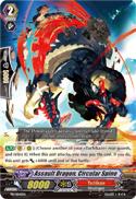 Assault Dragon, Circular Spino - PR/0041EN - PR