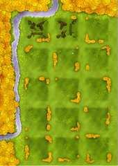 Agricola: Autumn Board