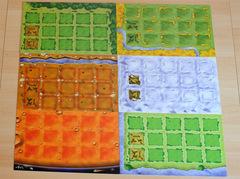 Agricola: The 5 Designer Boards