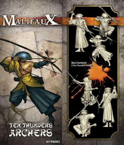 WYR23705 Malifaux: Ten Thunders Archers