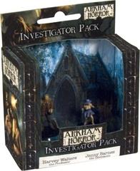 Arkham Horror Investigator Miniatures