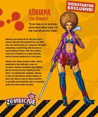 Zombicide Survivor: Adriana