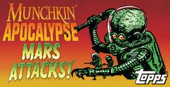 Munchkin Apocalypse: Mars Attacks!