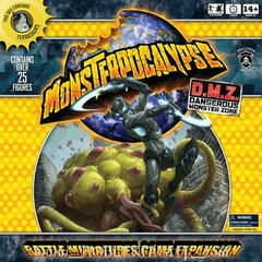 Monsterpocalypse D.M.Z.(Dangerous Monster Zone)