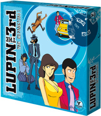 Lupin the 3rd: The Expansion #1