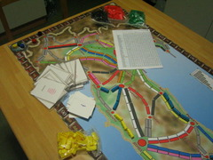 Ticket to Ride: Italy (fan expansion for Ticket to Ride)