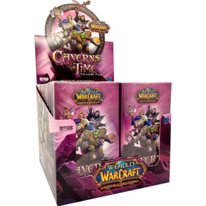 Caverns of Time Treasure Pack Box