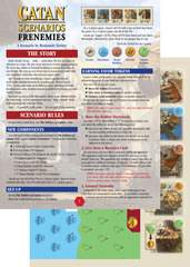 Catan Scenarios: Frenemies of Catan (In-Store Purchase Only)