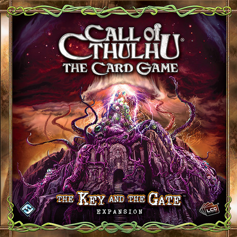 Call of Cthulhu: The Card Game - The Key and the Gate