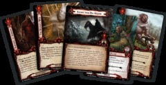 The Lord of the Rings: The Card Game - Core Set Nightmare Decks