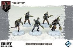 Dust Tactics: Axis Ubertoten Suicide Squad -