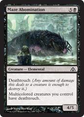 Maze Abomination - Foil
