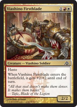 Viashino Firstblade