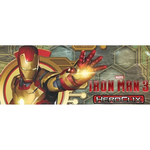 Iron Man 3 Single Figure Booster