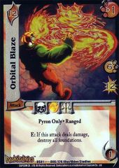 Orbital Blaze