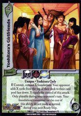 Yoshitora's Girlfriends