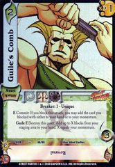 Guile's Comb