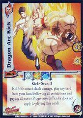 Dragon Arc Kick