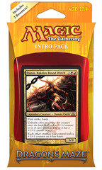 Dragon's Maze Intro Pack - Rakdos Revelry