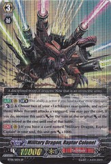 Military Dragon, Raptor Colonel - BT08/S11EN - SP
