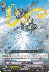 Lady Justice - BT08/022EN - R