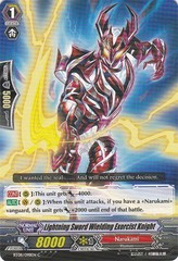 Lightning Sword Wielding Exorcist Knight - BT08/098EN - C