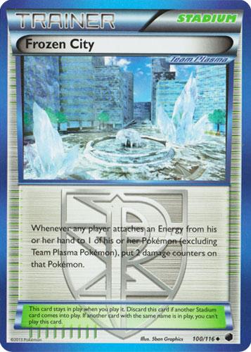 Frozen City - 100/116 - Uncommon