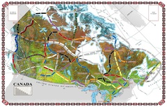 Ticket to Ride: Canada (fan expansion for Ticket to Ride)