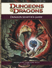 4th Edition Dungeon Master's Guide