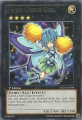 Fairy Cheer Girl - LTGY-EN046 - Rare - 1st Edition