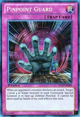 Pinpoint Guard - LTGY-EN069 - Secret Rare - 1st