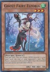 Ghost Fairy Elfobia - LTGY-EN085 - Super Rare - 1st