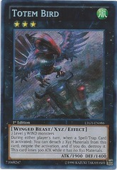 Totem Bird - LTGY-EN086 - Secret Rare - 1st