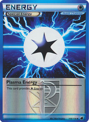 Plasma Energy - 106/116 - Uncommon - Reverse Holo