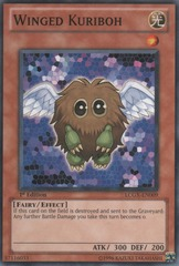 Winged Kuriboh - LCGX-EN009 - Common - Unlimited Edition