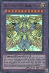 Elemental HERO Divine Neos - LCGX-EN077 - Ultra Rare - Unlimited Edition
