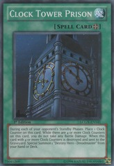 Clock Tower Prison - LCGX-EN141 - Common - Unlimited Edition on Channel Fireball