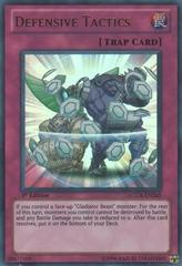 Defensive Tactics - LCGX-EN265 - Ultra Rare - Unlimited Edition