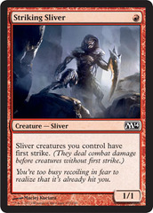 Striking Sliver - Foil