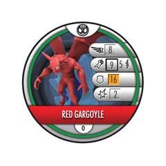 Red Gargoyle (040rg)