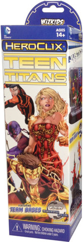 Teen Titans Booster Pack